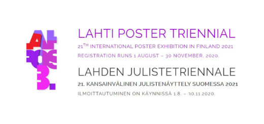 LAHTI POSTER TRIENNIAL - 21th INTERNATIONAL POSTER EXHIBITION IN FINLAND 2021