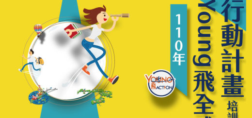 110年 Young 飛全球行動計畫