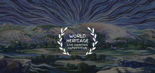 2020「藝術應當擔負起哺育思想的責任」世界遺產現場繪畫大賽
