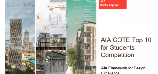 2021 COTE Competition - AIA COTE® Top Ten for Students