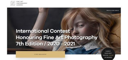 2021 7th Fine Art Photography Awards