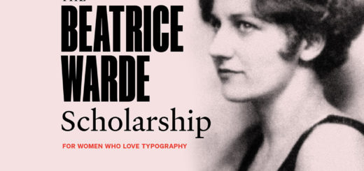 2021 Beatrice Warde Scholarship Competition