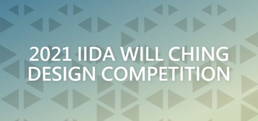 2021 IIDA WILL CHING DESIGN COMPETITION
