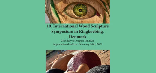 2021 THE 10th International Woodsculpture Symposium in Ringkøbing Denmark