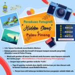 Peraduan Fotografi Hidden Gems di Pulau Pinang