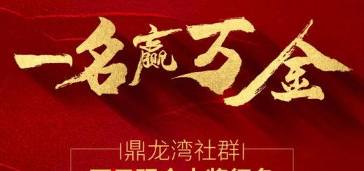鼎龍灣社群命名大賽