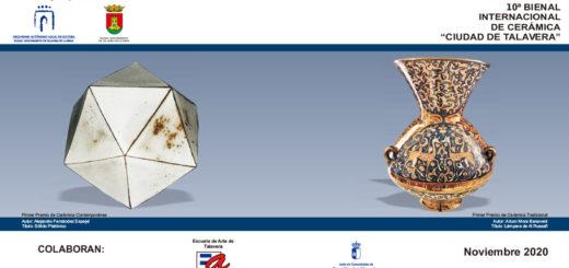 2020「Ciudad de Talavera」10a Bienal Internacional de Cerámica