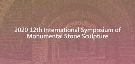 2020 12th International Symposium ofMonumental Stone Sculpture
