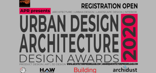 2020 Urban Design & Architecture Design Awards