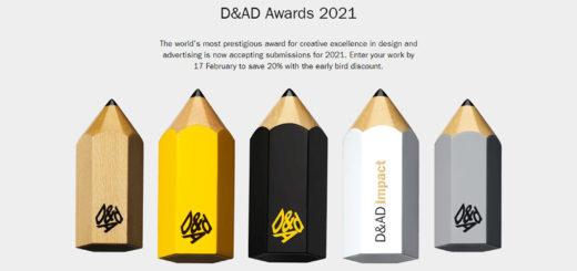 2021 D&AD Awards