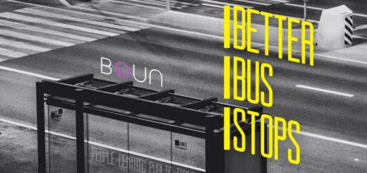 Better Bus Stop - Making public transport fun again