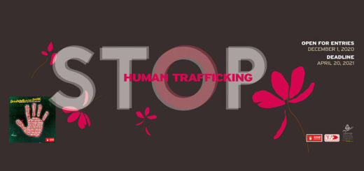「HUMAN TRAFFICKING」Shadows After Dark INTERNATIONAL POSTER COMPETITION ON