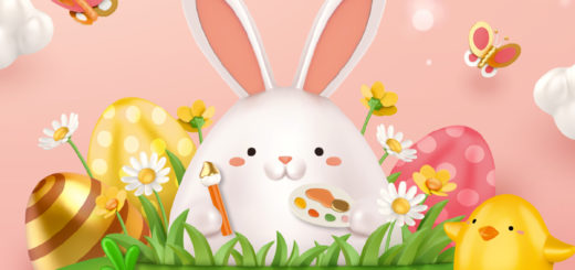 繽紛 Easter 繪畫比賽