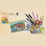 「赤毛族」穿越地道,為香港、台灣加添色彩!