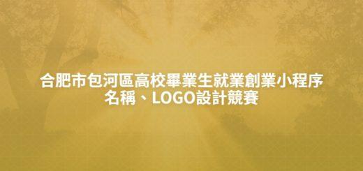 合肥市包河區高校畢業生就業創業小程序名稱、LOGO設計競賽