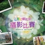2021「捕捉剎那的浪漫.創造永恆的回憶」夢幻桐花祭攝影比賽