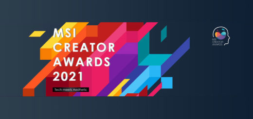 2021「科技美學」MSI Creator Awards