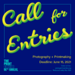 2021 The Print Center 96th ANNUAL International Competition