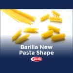 Barilla New Pasta Shape – International Competition