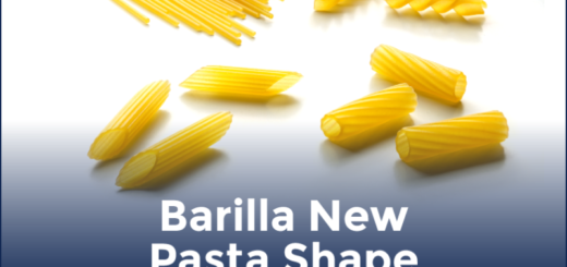 Barilla New Pasta Shape - International Competition
