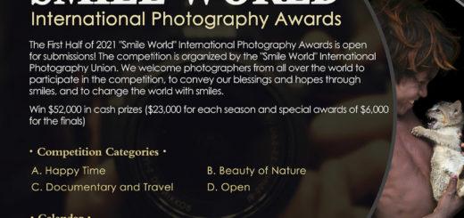 2021「微笑世界」國際攝影大賽