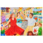 2021「集市」第十九屆加拿大國際兒童藝術節美術大賽