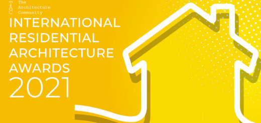2021 International Residential Architecture Awards