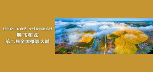 2021「百年奮鬥心向黨.鄉村振興新農村」第二屆騰飛和龍全國攝影大展