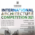 2021 INTERNATIONAL ARCHITECTURE COMPETITION