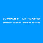 EUROPAN 16 COMPETITION-LIVING CITIES